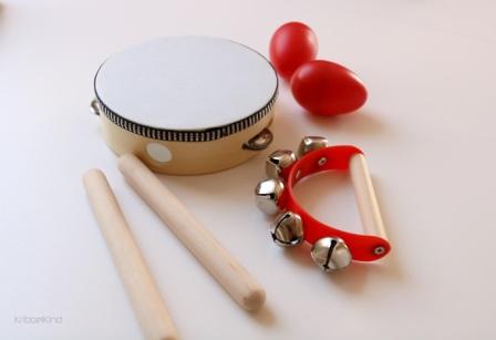 Kindermusikinstrumente